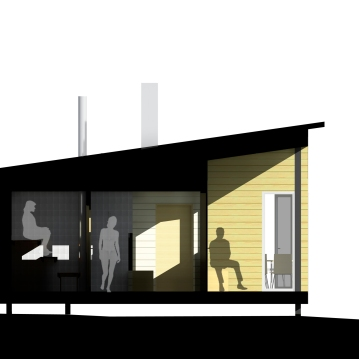 cross-section-sauna